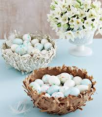 Easter Decorations Vintage by Flowerly Easter 1 Crafts And Decor