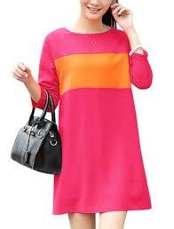 cheap colorblock shift dress find colorblock shift dress deals on