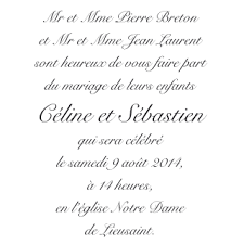 carte mariage texte d ecriture mariage invited to