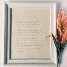 wedding quotes ee e e poem is more thicker than forget
