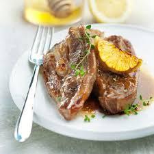 cuisiner le tendron de veau recette tendrons de veau marinés au citron miel et thym cuisine