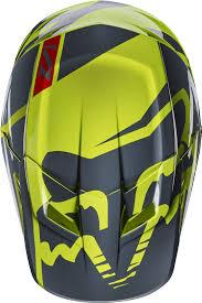 fox v1 motocross helmet 2017 fox v1 race motocross helmet yellow 3 25592 p u2013 roe