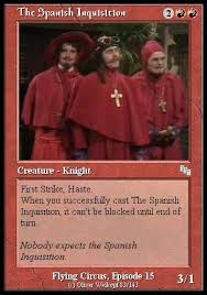 Spanish Inquisition Meme - the spanish inquisition epik fails of history