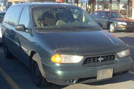 1998 ford windstar information and photos zombiedrive
