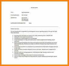 Front Desk Cv Front Desk Resume Sample