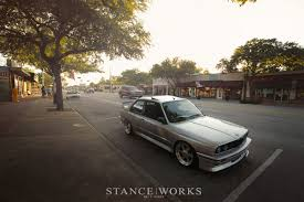 stancenation bmw e30 stance works greg strube u0027s bmw e30 m3