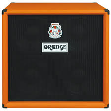 10 Guitar Speaker Cabinet Orange Obc410 4 10