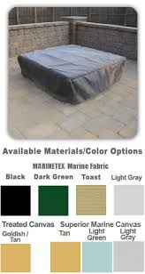 Custom Fire Pit Covers by Fire Pit Covers Capcover