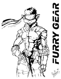 furry gear solid by atariboy2600 on deviantart