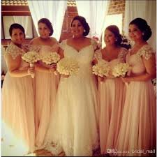 country style bridesmaid dresses aliexpress buy country style cap sleeve sweetheart chiffon