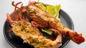 cuisine homard demi homard au bbq