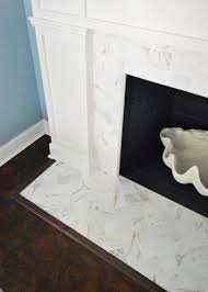 Mosaic Tile Fireplace Surround by Best 25 Tile Around Fireplace Ideas On Pinterest Tiled