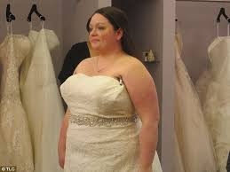 plus size brides unable to find wedding dress turning to u0027curvy