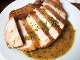 Cold Dinner Easy Cold Weather Dinner Pork Chops With Apple Cider Pan Sauce