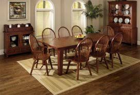 Country Style Dining Room Furniture Dining Room Centerpiece Ideas Candles Alphatravelvn