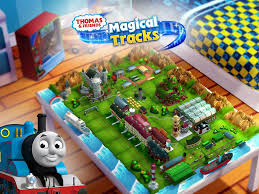 thomas u0026 friends magic tracks android apps google play