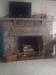 need update ideas for bedford stone fireplace hometalk