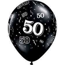 the hill balloon 50th birthday the hill 11 pack of 10 balloons