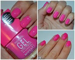 mani monday nails inc gel summer colours blog me beautiful