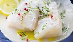 cuisiner poisson congelé 4 dos de cabillaud msc surgelés les poissons crustacés picard