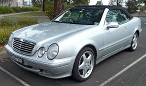 mercedes benz clk class information and photos momentcar