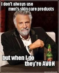Funny Meme Maker - meme maker i don t always use men s skin care products but when i