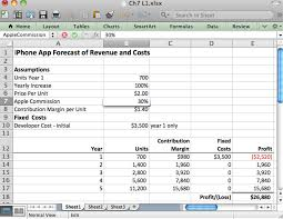 business forecast spreadsheet template with free accounting
