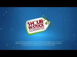 walmart 1 hour guarantee black friday black friday lights walmart tv commercial youtube