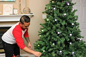 forget tangled christmas lights this year with tree dazzler
