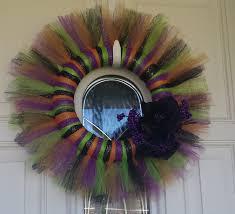 halloween wreath diy youtube