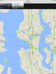 seattle map traffic seattle traffic on the app store