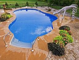 35 best in ground pool designs images on pinterest pool designs