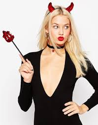 nasty halloween costume ideas asos halloween devil costume pack for entertaining