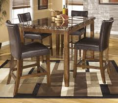 buy ashley furniture lacey rectangular counter height table set