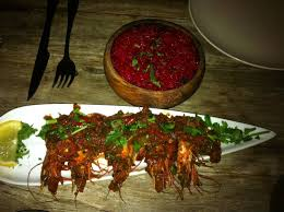 cuisine sud africaine restaurant the lodge où manger à paphos
