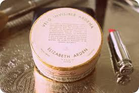 Elizabeth Arden Vanity Case 1950s Elizabeth Arden U201cardena Invisible Veil U201d Powder Box House
