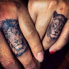 his and hers till death skull tattoos pictures to pin on pinterest