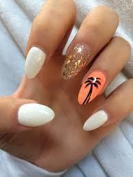 vacation nails loveeee pinterest vacation nails makeup and