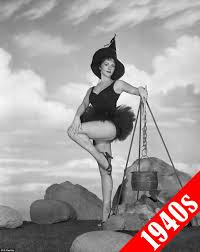 costume of witch how halloween costume trends have evolved over the past 115 years