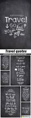 Travel quotes 6 UHQ JPEG stock images