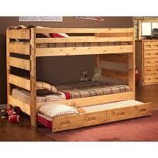 Bunkhouse Full Size Bunk Bed FBUNK Trendwood  AFW - Trendwood bunk beds
