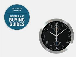 clock buy the best wall clocks you can buy business insider