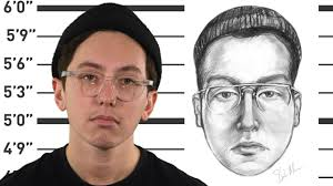 former nypd forensic artist shows how to draw a