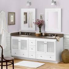 Bathroom Vanity Medicine Cabinet 72 Shaker Bathroom Vanity Set With Ceramic Sink And Medicine C
