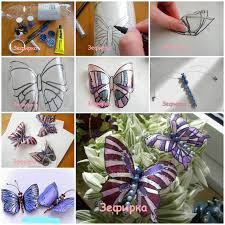 creative ideas diy beautiful butterflies from cupcake liners