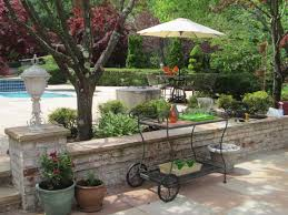 staging outdoor living