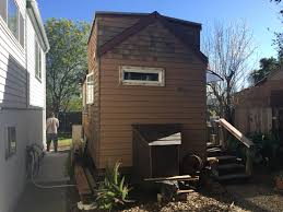 Tiny Home Square Footage Where U0027s Bill Visiting Tiny Houses For The Homeless In San Bruno