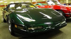 1996 corvette review 1996 chevrolet corvette 350 lt1 v8 polo green removable glass roof