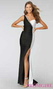 black and white dresses fashions for prom archive and 4 black and