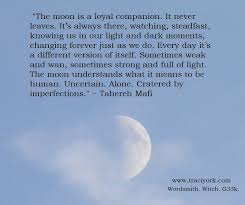 Light And Dark Quotes Mm Tahereh Mafi Moon Quote Traci York